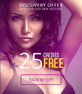 free credits for sex cams