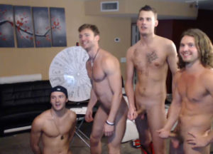 Group of gay for sex chat