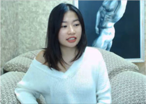 beautiful Asian girl for chat