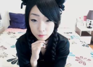 Shy Japan girl for live chat on webcam