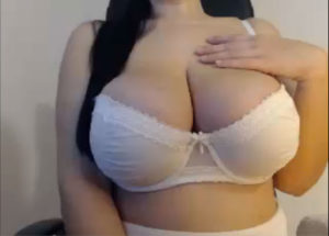 Fat woman with big tits