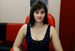 Strong woman for chat live on webcam