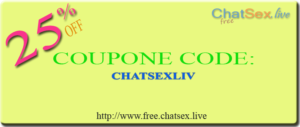 Cheap sex in cams with coupone code 25%