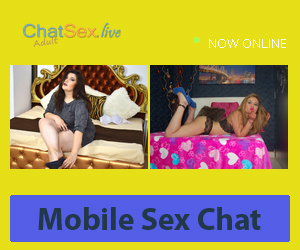 Sex chat live on mobile