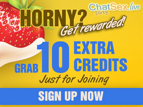 Promotion for live sex chat